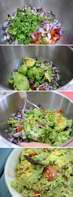 World-Famous Guacamole!
