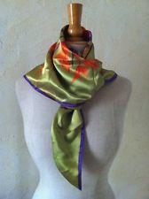 silk scarf square silk scarf floral silk scarf luxuries floral print blue silk scarf. Black Bedroom Furniture Sets. Home Design Ideas