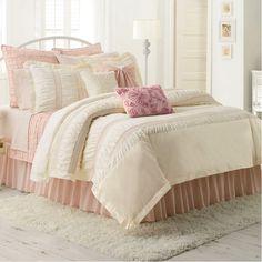 LC Lauren Conrad for Kohl's Ella Bedding Set | my crib | Pinterest ... : kohls bedding quilts - Adamdwight.com