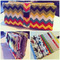 sewing pattern (free!) for fabric envelope budget system wallet