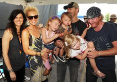 Little Big Town Family | Karen Fairchild Little Big Town and Family, Karen Fairchild, Kimberly ...
