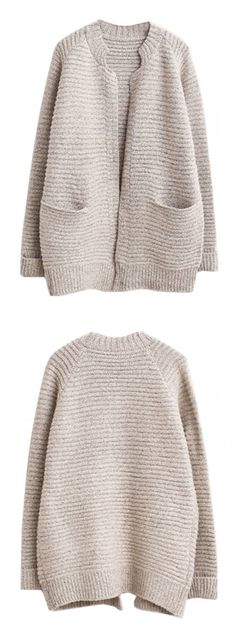 Simple and chic. I love the cardigan. I feel like a  cardigan is necessary during colder months.