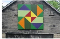 Explore the Southwest Ontario Barn Quilt Trail
