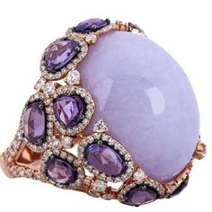 jacquie_jewelsLovely lavender jade ring from Loren Jewels