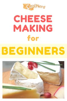 Beginner Cheese Making For Beginners Beginner Cheese Making For Beginners Carole Magee carolemagee Cheese Butter 038 Milks Are you a beginner to home cheese making nbsp hellip Of Cheese how to make Making Cheese At Home, How To Make Cheese, Fresh Basil Recipes, Fromage Vegan, Cheese Maker, Kinds Of Cheese, Cheese Curds, Homemade Cheese, Cookbook Recipes