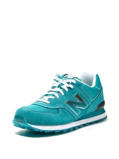 af3de5d1e9aa Suede and Mesh Sneakers by New Balance on Gilt.com New Balance Suede