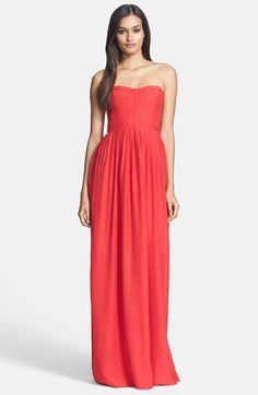Parker 'Bayou' Silk Maxi Dress | Nordstrom