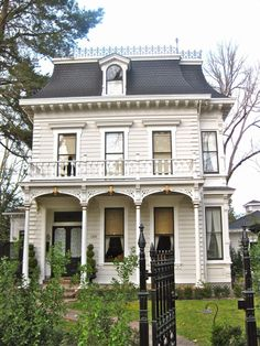 Beautiful Victorian House - Sette Design