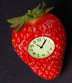 It's Strawberry Time!