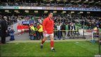 Huw Bennett is honoured for winning his Test cap as the Ospreys hooker leads Wales out in their Six Nations opener against Ireland at The Aviva Stadium in Dublin on Sunday Welsh Rugby Players, Six Nations, Dublin, Wales, 50th, Ireland, Sunday, Cap, Sports