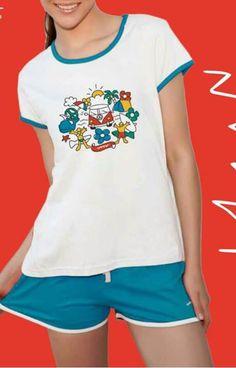 Cállate la boca pijama Furgo Fiesta www.patasarribashop.com