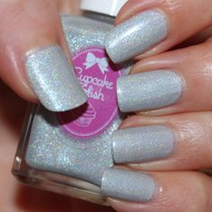 Cupcake Polish Heisenberg (The Holo Grail Box by Dazzled - July 2015 - Favorite TV Shows)