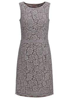 VALENTINA - Sukienka etui - medium grey