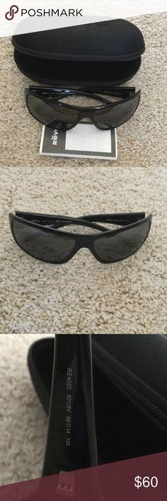 dee093eca746 Revo Sunglasses Revo sunglasses black polarized made in Italy Revo  Accessories Sunglasses