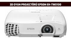 Epson EH-TW5100 Yeni 3D Oyun Projektörü