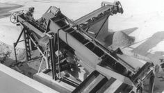 1969–Concrete Reclaimer Mr. Vince Hagan designs an affordable Concrete Reclaimer that helps the environment and saves money. It is toured around the country by truck and demonstrated as one of the industry's first.