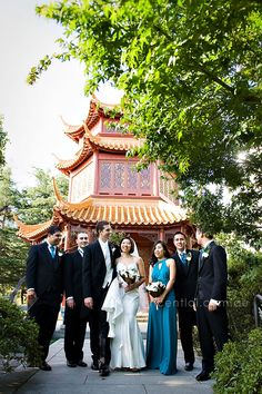 Chinese Garden of Friendship | Curzon Hall | Tea Ceremony | Sydney Wedding Photographer :: Vincent Lai