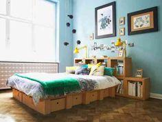 tête de lit de design original