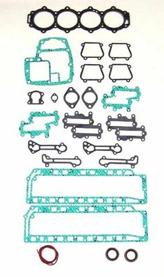 Chrysler//Force 120HP 4 Cyl Outboard Gasket Set 95-99