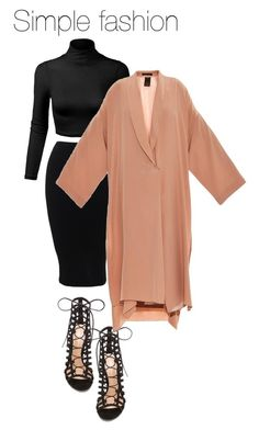 A fashion look from January 2016 featuring fitted long sleeve shirt, Juan Carlos Obando and black lace up shoes. Browse and shop related looks. Dressy Outfits, Cool Outfits, Fashion Outfits, Fashionable Outfits, Fashion Clothes, Fashion Fashion, China Wholesale Clothing, Fashion Tips For Women, Womens Fashion
