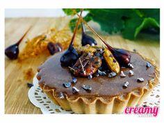 Creamy  Cakes: Tarte caramel * Tarte de caramelo