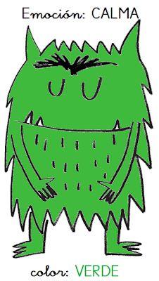 APRENDER ES DIVERTIDO 1º Y 2º: El monstruo de colores. ¡Vaya lío! Spanish Activities, Educational Activities, Learning Activities, Kids Learning, Activities For Kids, Monster Activities, Art Therapy Activities, Color Activities, Kindergarten Art