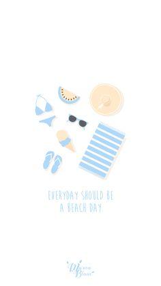 beach - Marion Blanc