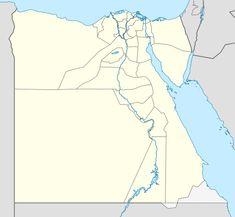 Tinis está localizado em: Egito