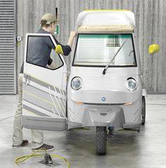 おひとり様専用、超コンパクトなキャンピングカーで旅しよう♪ - ViRATES [バイレーツ]