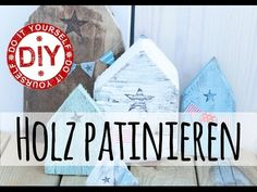 Deko Inspirationen - Selbstgemacht by Mrs. Shabby Chic (Patricia Morgenthaler) - YouTube