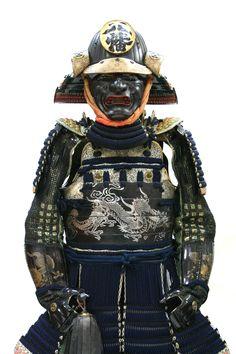 Japanese Samurai Suits