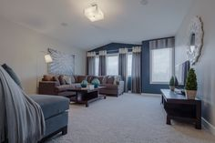 Welcome to the Gabriel, our newest show home in Glenridding. This beauty of a home is perfect for the family who loves to entertain! Bonus Rooms, New Shows, Model Homes, Lofts, House Floor Plans, Chilling, Gabriel, Flooring, Cool Stuff