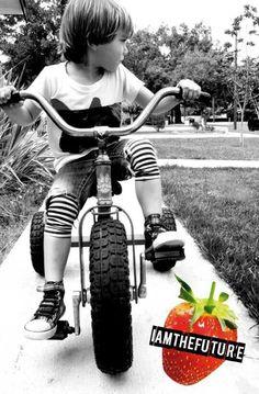Mini & Maxiums love the stripey leggings under cut off denim here. Toddler Boy Fashion, Toddler Boys, Baby Kids, Kids Fashion, Little Boy Swag, Little Man, Beautiful Children, Beautiful Babies, Bebe Love