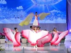 Bo Ruah Elohim(Come Holy Sprit Come 오소서 하나님의 영)-Power worship dance team