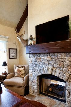 Living Rooms/Family Rooms/Offices/Dining Rooms - traditional - Living Room - Other Metro - Home Innovations