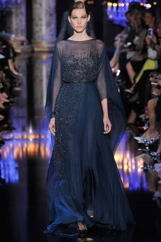 Elie Saab - Fall 2014 Couture - Look 10 of 52