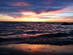 Lake Michigan Sunset Old Mission Peninsula