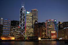 Hongkong ist der Ort mit den höchsten Baukosten weltweit