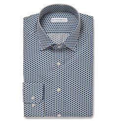 ETRO Polka-Dot Cotton Shirt. #etro #cloth #formal shirts