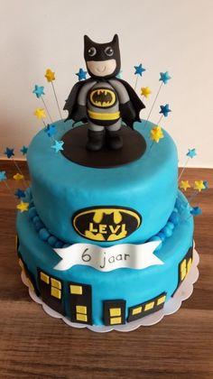 Batman taart / batman cake