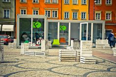 Fresh Design 2013: kontener #design #wroclaw #festiwal