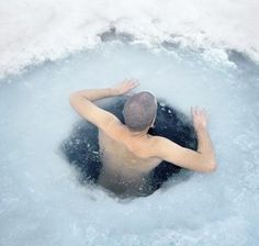 Top ten places to go skinny-dipping - Telegraph Meanwhile In Finland, Go Skinny Dipping, Finnish Sauna, Tens Place, Snow Pictures, Hot Springs, Places To See, To Go, World
