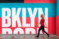 City Point Brooklyn – Brand Identity & Campaign | HeyDesign Graphic Design & Typography Inspiration. City Point is the largest food, shopping and entertainment destination in the center of Downtown Brooklyn (DoBro). Located at the corner of Flatbush Avenue and Fulton Street, the 1.8 million square foot mixed-use development is poised to dramatically transform the area. Pentagram has designed a bold and uniquely Brooklyn identity for the project, including its brand positioning, advertising…