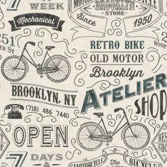 509045 Rasch vliesová tapeta na zeď Pure Vintage, velikost m x 53 cm Galaxy Slime, Retro Bike, English Style, Handmade Toys, Romantic, Pure Products, Personalized Items, Wallpaper, Foyer