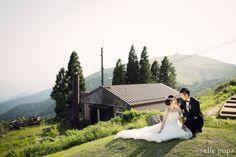 天まで届けー***びわ湖バレイでの前撮り |*ウェディングフォト elle pupa blog*|Ameba (アメーバ)