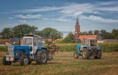 Traktor Pulling, East Germany, Agriculture, Tractors, Monster Trucks, Vehicles, Vintage, Old Tractors, Cool Pictures