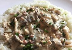 Risotto, Potato Salad, Ale, Food And Drink, Potatoes, Chicken, Ethnic Recipes, Ale Beer, Potato
