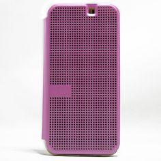 Mobilce | HTC M9 DOD WİEW PEMBE Mobilce | Cep Telefonu Kılıfı ve Aksesuarları