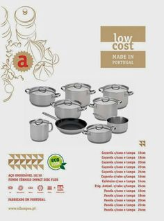Louça para cozinhar Low Cost A Qualidade Silampos ao melhor preço.