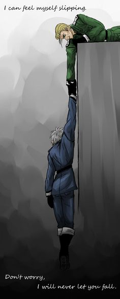 "Prussia and Germany, brothers. GOD NOW I'M CRYING I can just hear Germany saying:"" no brother, I WILL NOT LET YOU GO!"""